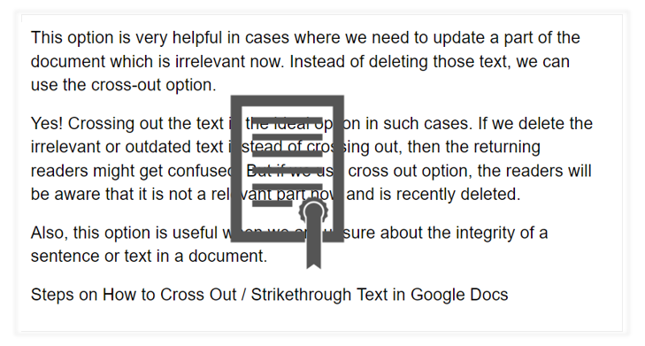 Image Over Text in Google Docs using add-ons