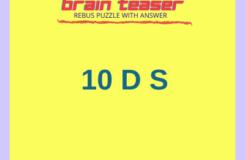 10 D S